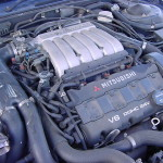 Mistubishi GTO engine