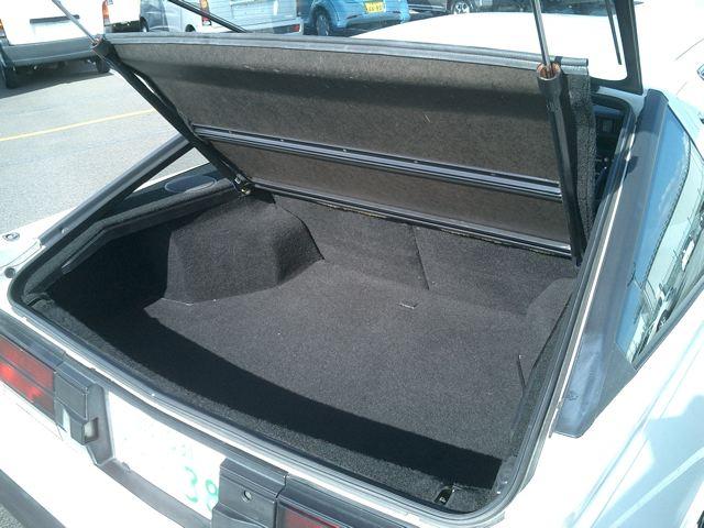 1987 Mitsubishi Starion 6af