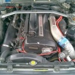 1993 Nissan Skyline R32 GTR engine