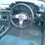 1993 Nissan Skyline R32 GTR interior