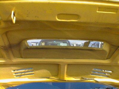 1994 Toyota Supra SZ non turbo vented bonnet
