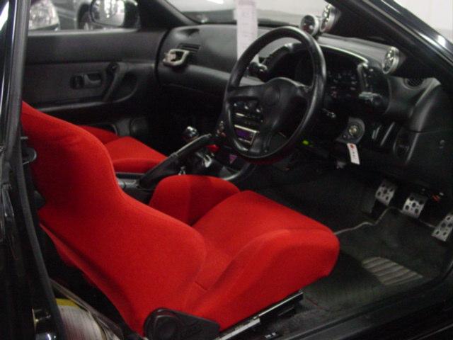 1993 Nissan Skyline R32 GTR VSpec interior