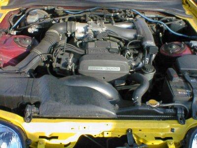 1994 Toyota Supra SZ non turbo engine