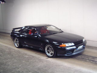 1993 Nissan Skyline R32 GTR VSpec auction picture