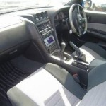 2001 R34 GT-T coupe interior