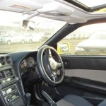 Skyline R34 GT-T interior 2