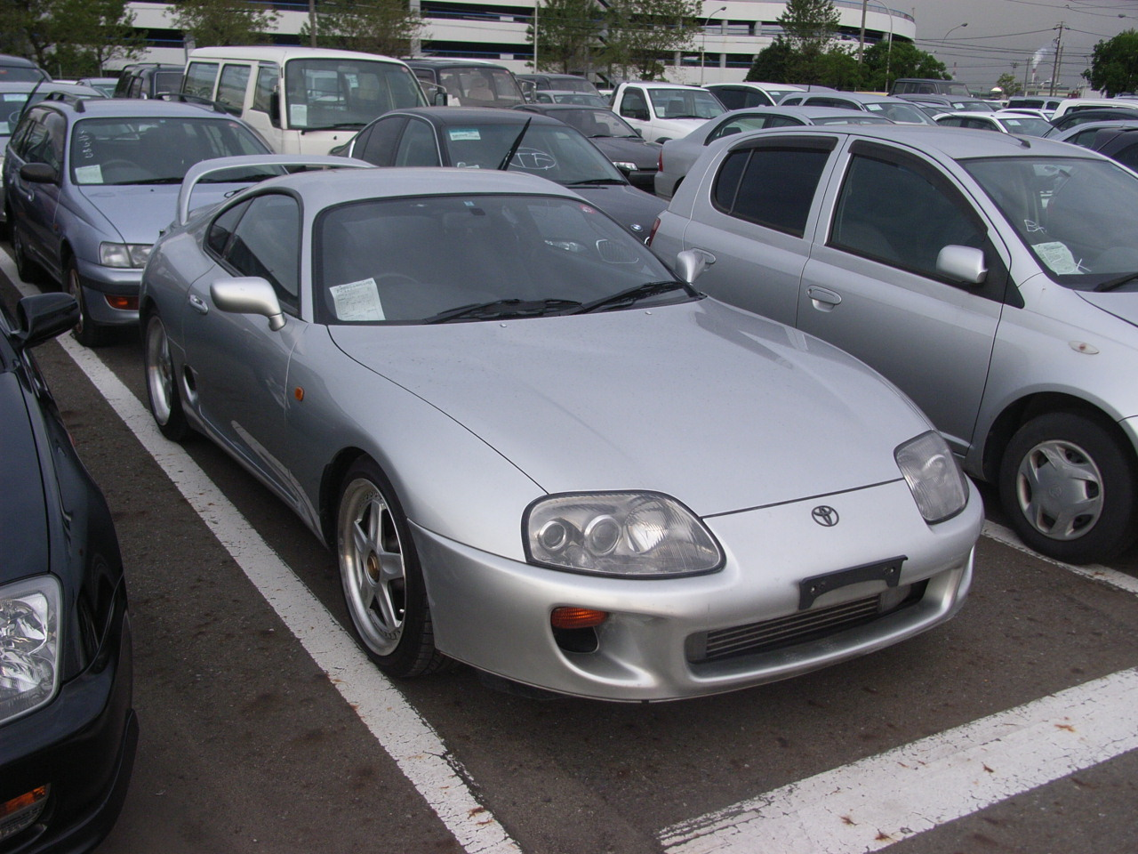 1995 Toyota Supra Rz S 3l Twin Turbo 6 Speed Manual