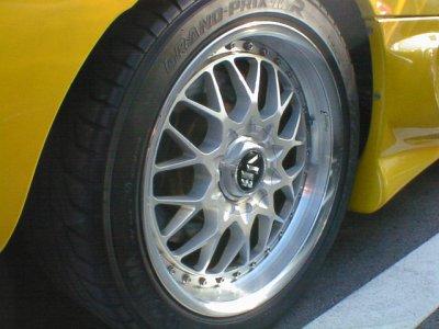 1994 Toyota Supra SZ non turbo wheel