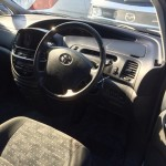 2005 Toyota Estima 3L 2WD 7 seater steering wheel