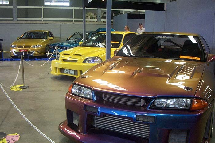 1992 Nissan Skyline R32 GTR MODIFIED front