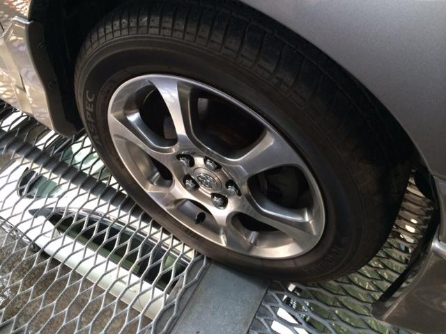 2003 Toyota Estima 3L Aeras S wheel