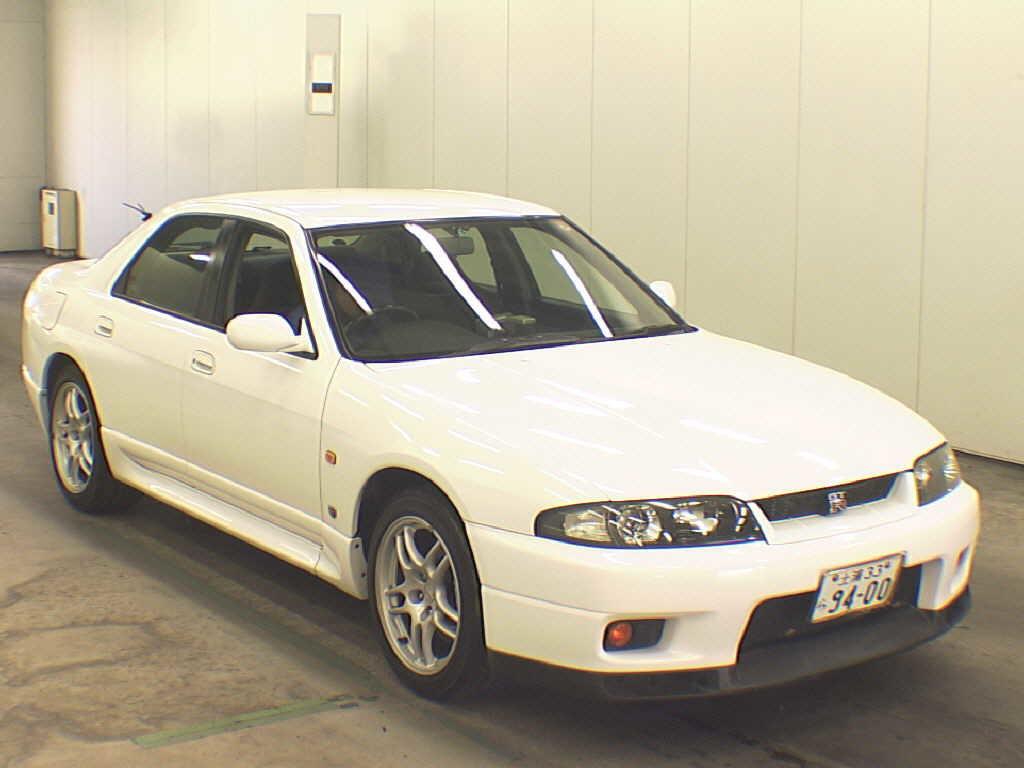 Gtr R33 For Sale Usa >> 2 X Rare 1998 Autech 4 Door R33 Gt R Skylines Auction
