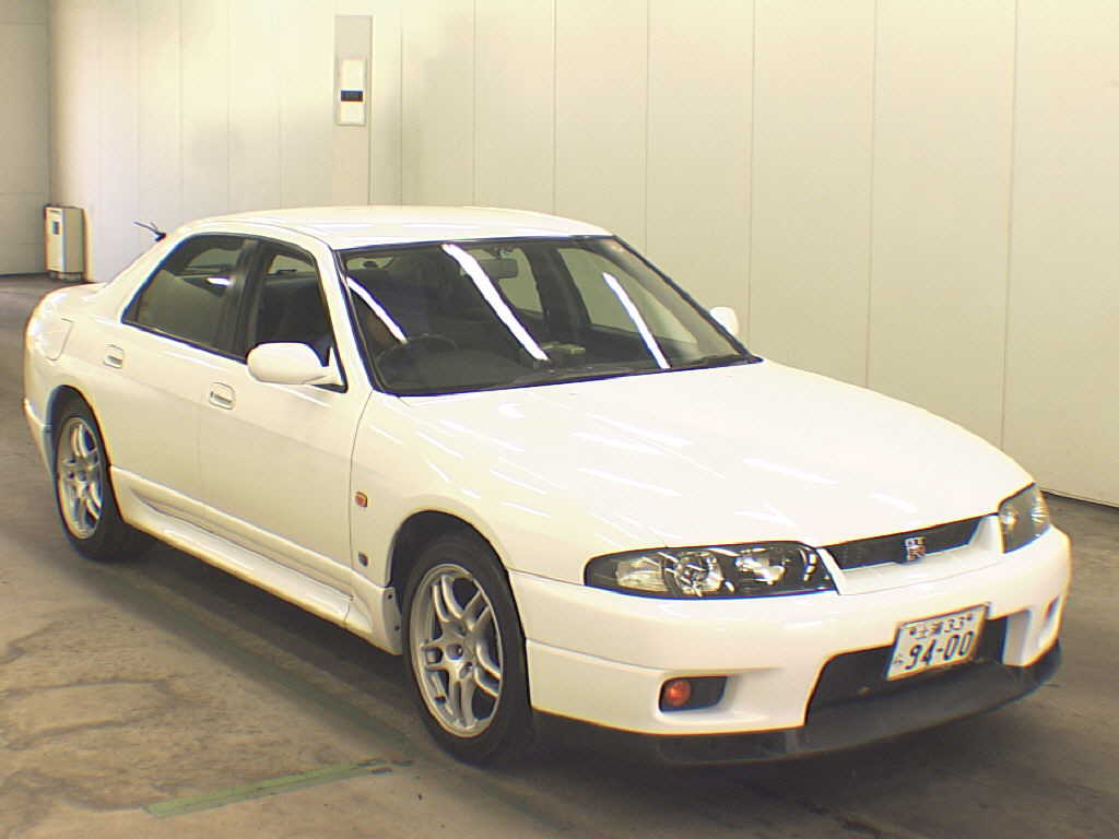 2 X Rare 1998 Autech 4 Door R33 Gt R Skylines Auction