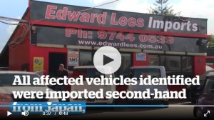 Police Raids on Sydney Dealers Edward Lee Imports