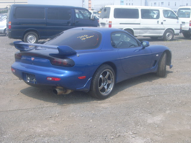 RX-7 Type RB 8