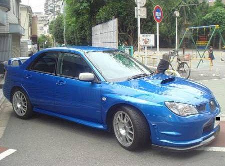 WRX STI S204 8