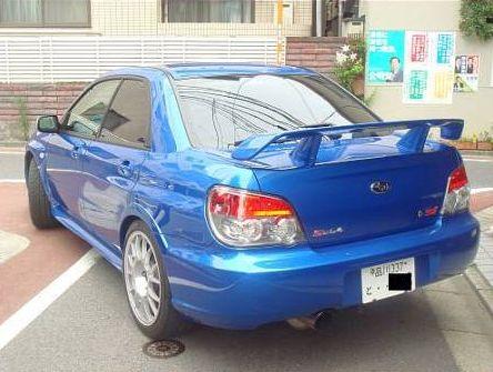 WRX STI S204 9