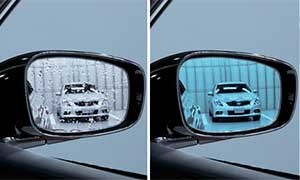 Nissan Skyline Crossover Heated Mirrors