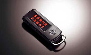 Nissan Skyline Crossover Upgraded Smart Key