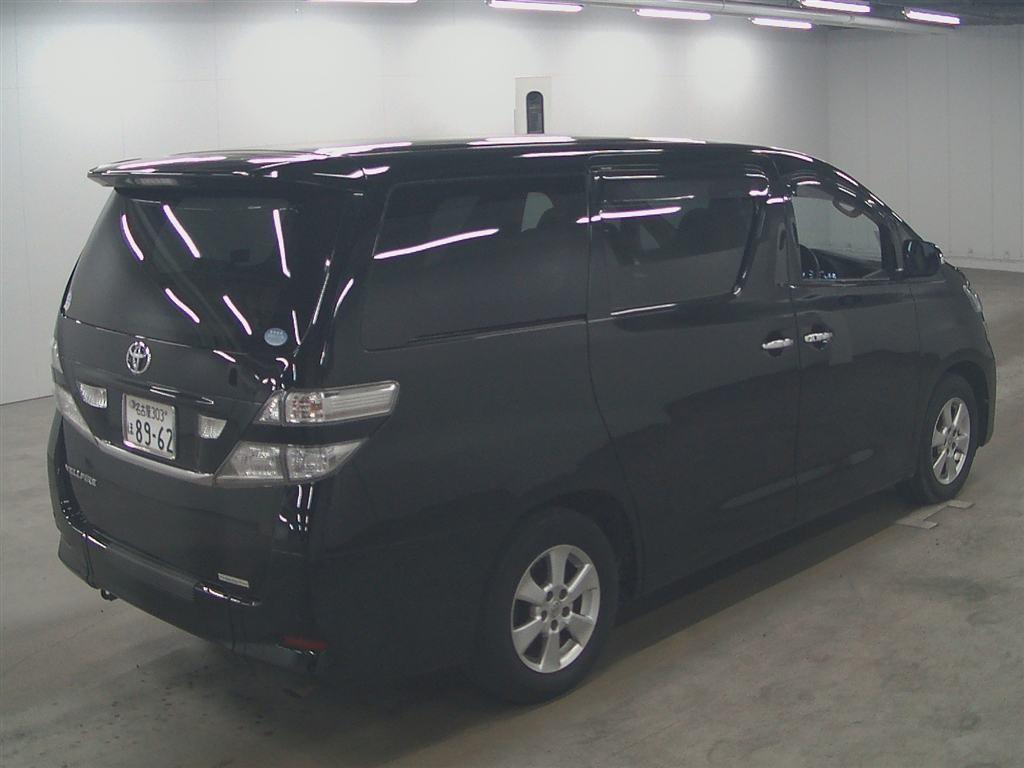 2010 Toyota Vellfire SLOPER WELCAB 16