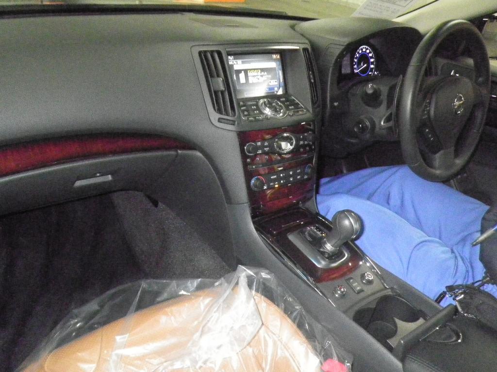 2010 Nissan Skyline V36 370GT Type SP coupe 39