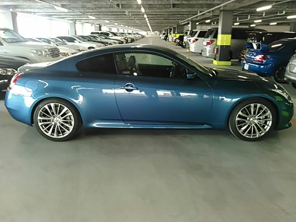 2010 Nissan Skyline V36 370GT Type SP coupe 3