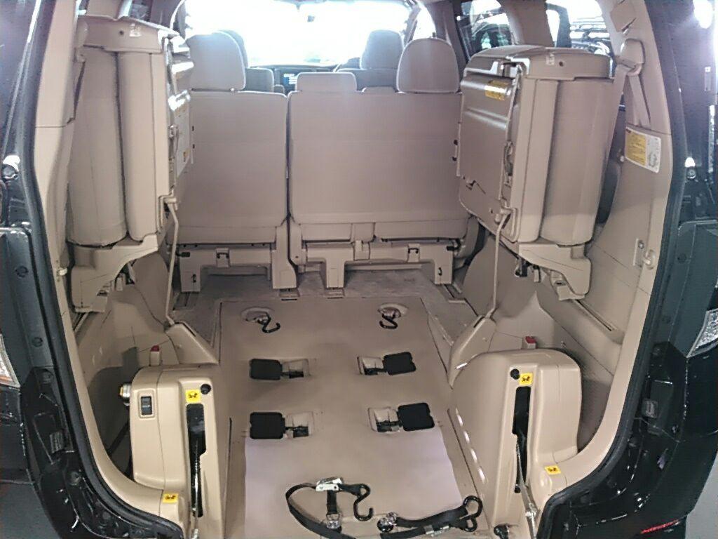 2010 Toyota Vellfire SLOPER WELCAB 6