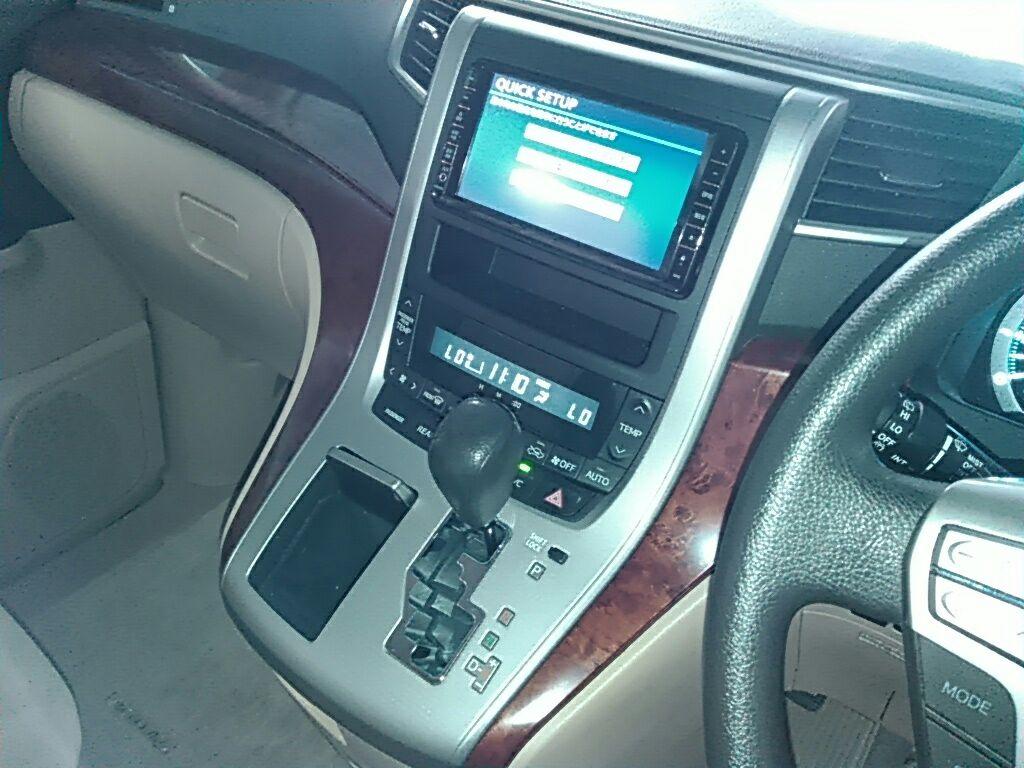 2010 Toyota Vellfire SLOPER WELCAB 10