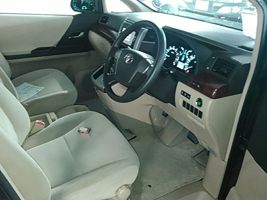 2010 Toyota Vellfire SLOPER WELCAB 29
