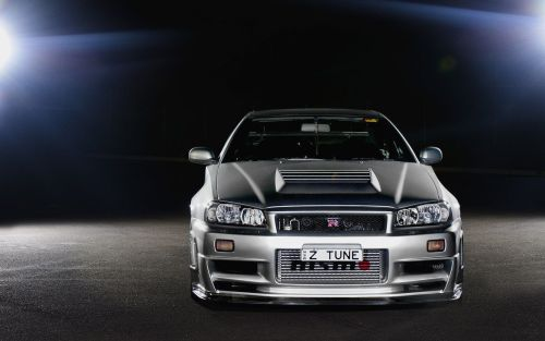 R34 GTR import prices Z-tune