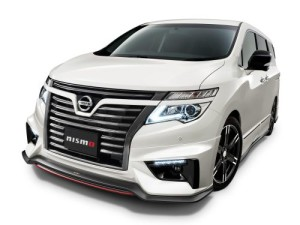 Nissan Elgrand E52 NISMO version