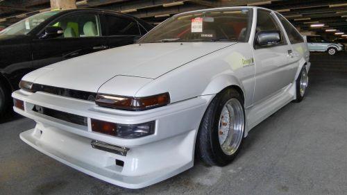 1987 Toyota Sprinter GT APEX 2