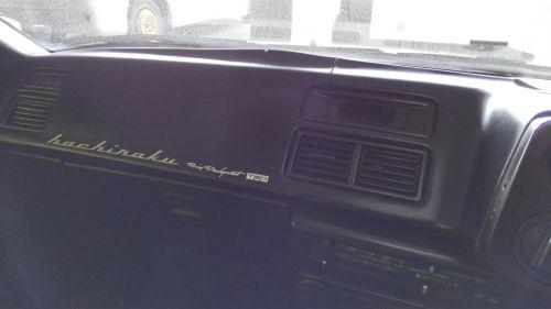 1987 Toyota Sprinter GT APEX 30
