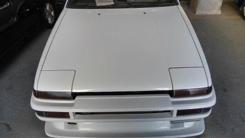 1987 Toyota Sprinter GT APEX 4