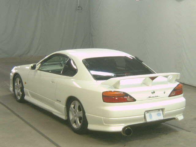 S15 Spec R turbo 20