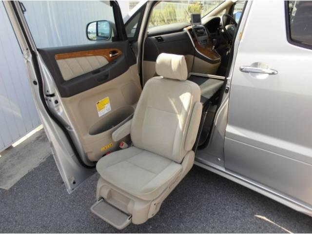 Toyota Alphard Welcab