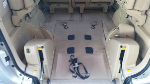 Toyota Alphard welcab sloper flat floor