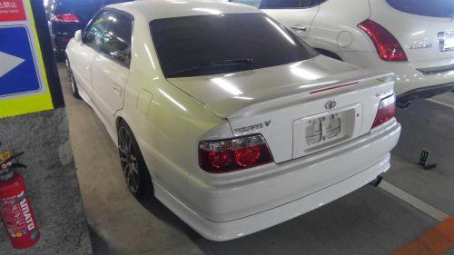 Toyota Chaser Tourer V 15