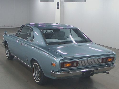 1970 Toyota Crown auction rear