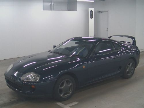 1994 Toyota Supra RZ TT auto auction front 2