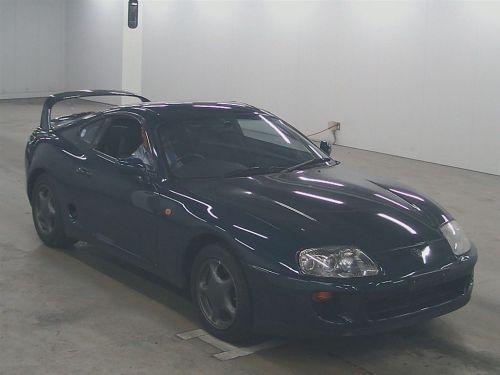 1994 Toyota Supra RZ TT auto auction front