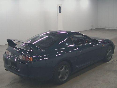 1994 Toyota Supra RZ TT auto auction rear 2