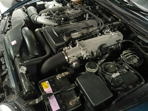 1994 Toyota Supra RZ TT auto engine