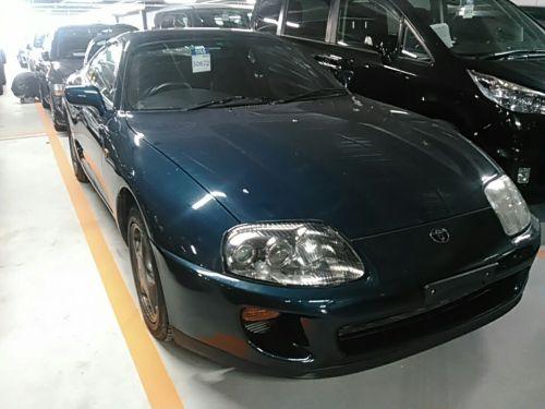 1994 Toyota Supra RZ TT auto front