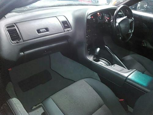 1994 Toyota Supra RZ TT auto interior