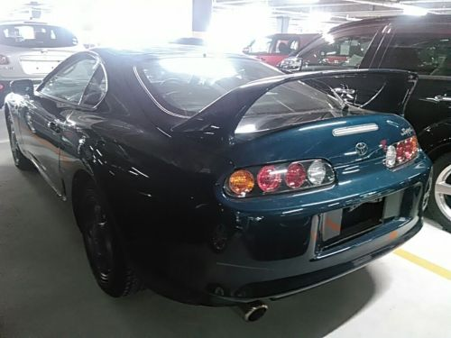 1994 Toyota Supra RZ TT auto rear 2