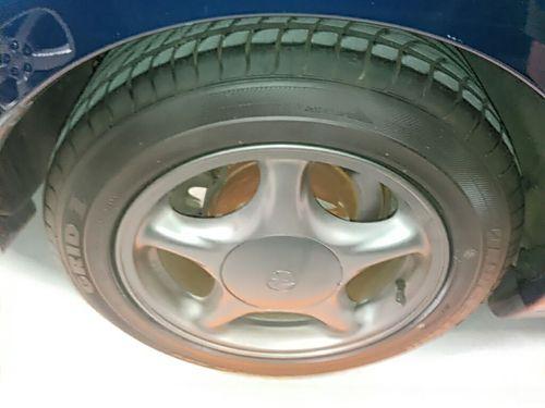 1994 Toyota Supra RZ TT auto wheel