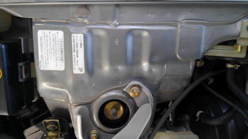 2000 Nissan Skyline R34 GTR V Spec 2 silver right inner
