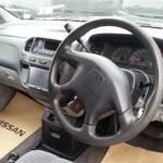 2003 Mitsubishi Delica PD6W Chamonix 7-seater interior