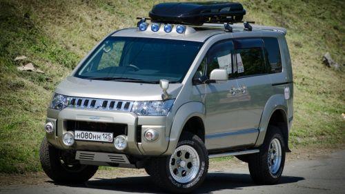 Mitsubishi Delica D5 Cv5w Petrol And Cv1w Diesel 4wd